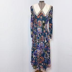 Vintage 1980's Lori Ann Dress. Size 9/10